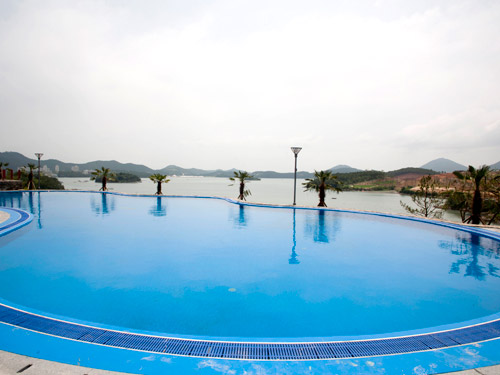 실외수영장