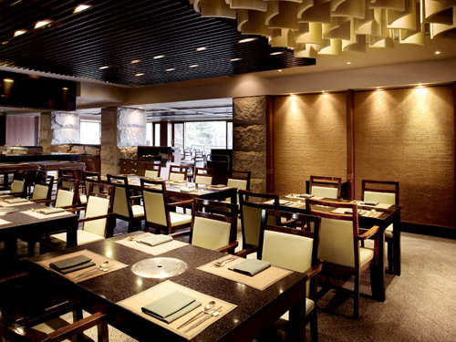 Charcoal grill restaurant (myeongwolgwan)