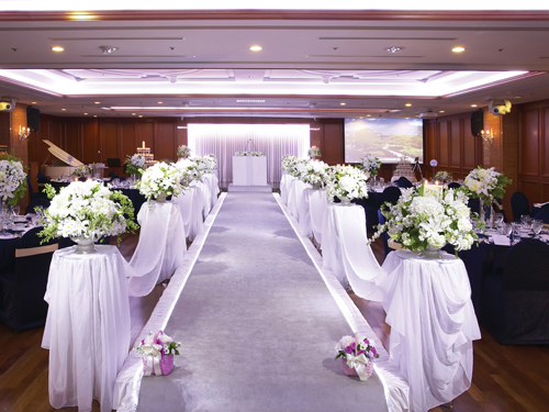 Wedding 홀