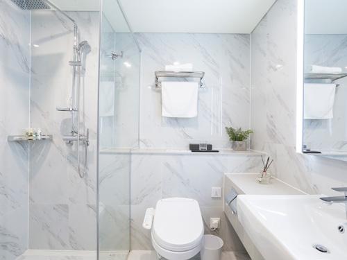 싱글 화장실
