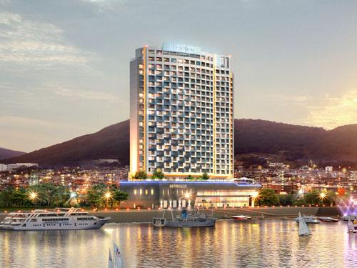 여수유탑마리나호텔